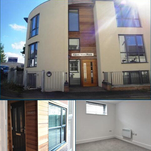 Studio to rent - Castle View Palce, Stafford ST16