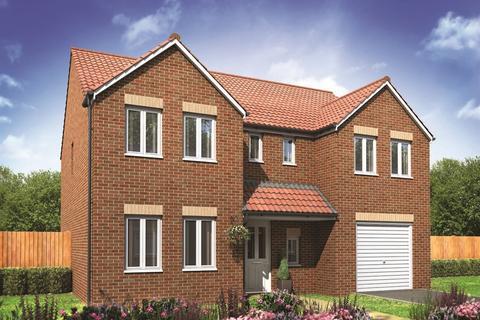 5 bedroom detached house for sale - Plot 35, The Edlingham  at Prince Regents Court, Moorland Road, Sherburn in Elmet LS25