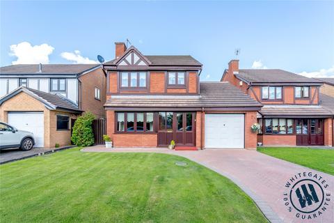 4 bedroom detached house for sale - Fernwood Drive, Halewood, Merseyside, L26