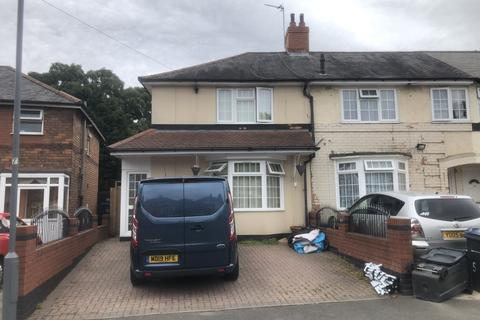 3 bedroom end of terrace house for sale - Northleigh Road, Ward End, Birmingham B8