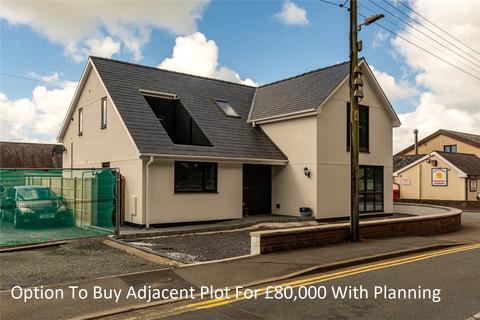 4 bedroom detached house for sale - Morfa Bychan Road, Morfa Bychan, Porthmadog, Gwynedd, LL49