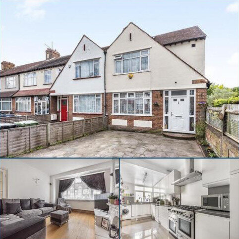 4 bedroom end of terrace house for sale - Brangbourne Road, Bromley