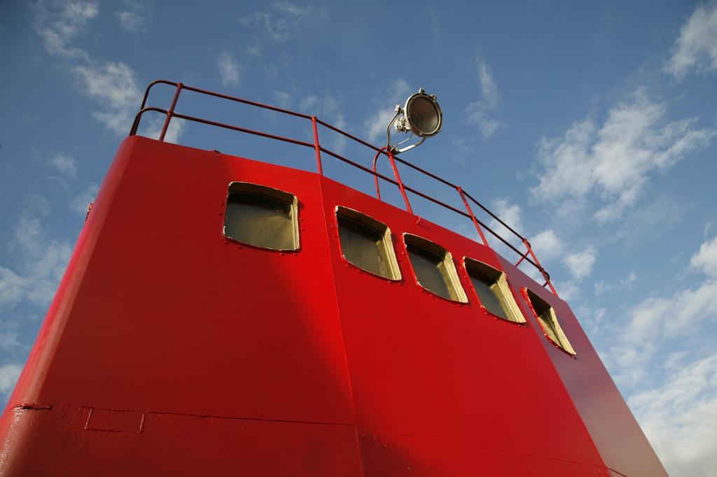 Light Vessel 93 exterior
