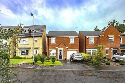 3 bedroom house for sale - Beaumont Court, Pegswood, Morpeth