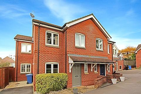 3 bedroom semi-detached house for sale - Wellow Gardens, Oakdale, Poole, Dorset, BH15