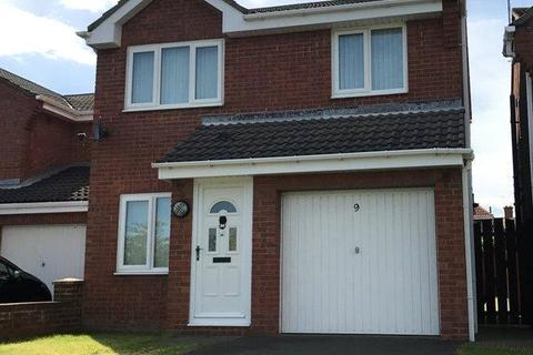 3 bedroom detached house to rent - Priory Grange, Blyth, Northumberland, NE24