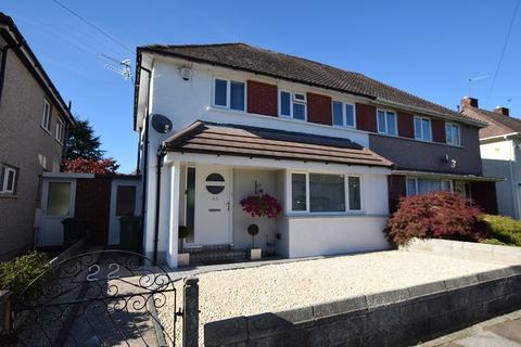 3 bedroom semi-detached house for sale - St. Dogmaels Avenue, Llanishen, Cardiff. CF14 5PZ
