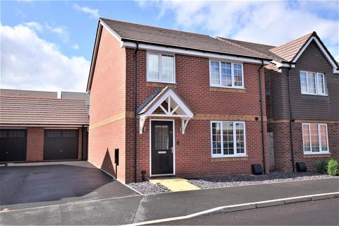 4 bedroom detached house for sale - Barton Drive, Knowle, Solihull, B93 0PE