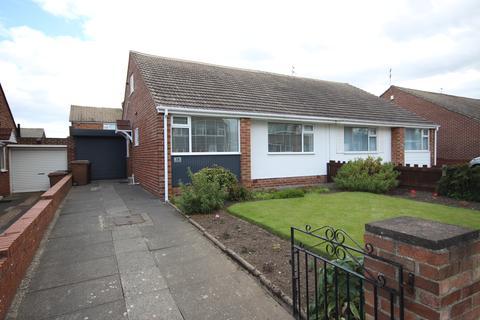 2 bedroom semi-detached bungalow for sale - Beresford Road, Marden Estate, North Shields, NE30 3JQ