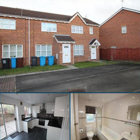 2 bedroom terraced house to rent - Mast Drive, HULL, East Riding of Yorkshire