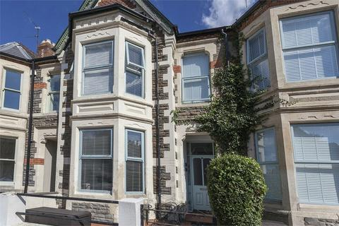 2 bedroom terraced house for sale - Hamilton Street, Pontcanna, Cardiff