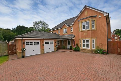 5 bedroom detached villa for sale - 15 Blacksey Burn Drive, Crookston