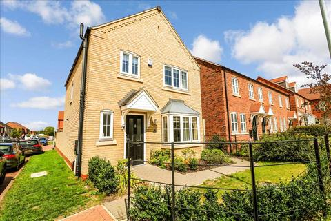 3 bedroom detached house for sale - Pitsford Close, Waddington, Waddington, Lincoln