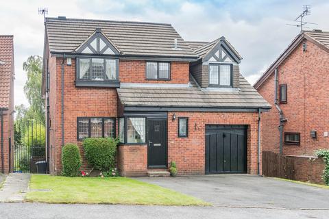 5 bedroom detached house for sale - Hillcote Close, Fulwood