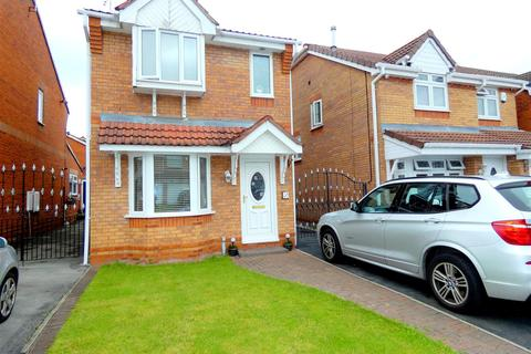 3 bedroom detached house for sale - Warkworth Close, Huyton, Liverpool