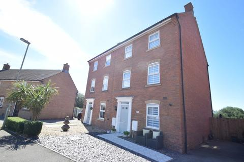4 bedroom semi-detached house for sale - 304 Longacres, Brackla, Bridgend, Bridgend County Borough, CF31 2DJ