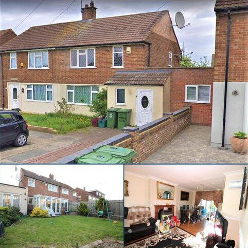 3 bedroom semi-detached house to rent - Webber Close Erith DA8