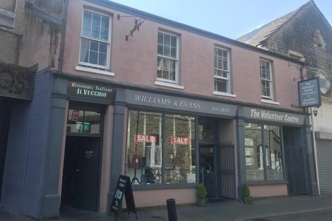 Office for sale - Fully let town centre investment opportunity, 2-4 Queen Street, Bridgend, CF31 1HX