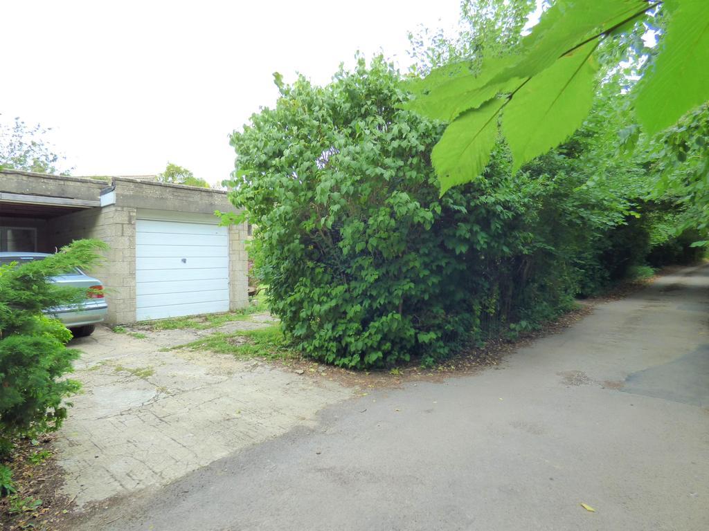Driveway garage