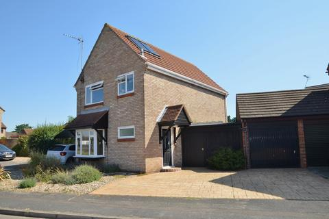 3 bedroom detached house for sale - Punchard Way, Trimley St. Mary