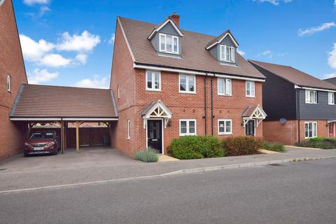3 bedroom townhouse for sale - Herdwick Close, Kingsnorth