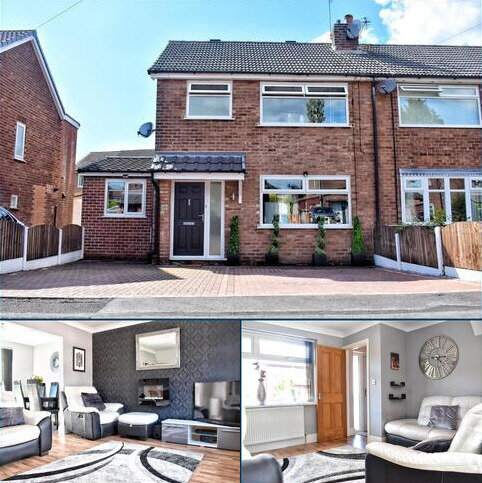 3 bedroom semi-detached house for sale - Norfolk Crescent, Failsworth, Greater Manchester, M35