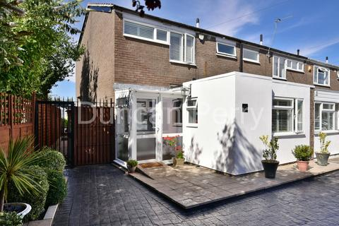 3 bedroom end of terrace house for sale - Meadow Close, Welham Green