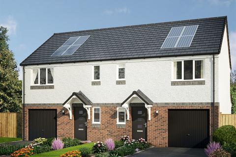 3 bedroom semi-detached house for sale - Plot 46, The Newton at Eden Woods, Cupar Road, Guardbridge KY16