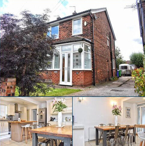 3 bedroom semi-detached house for sale - Kenwick Drive, New Moston, Manchester, Greater Manchester, M40