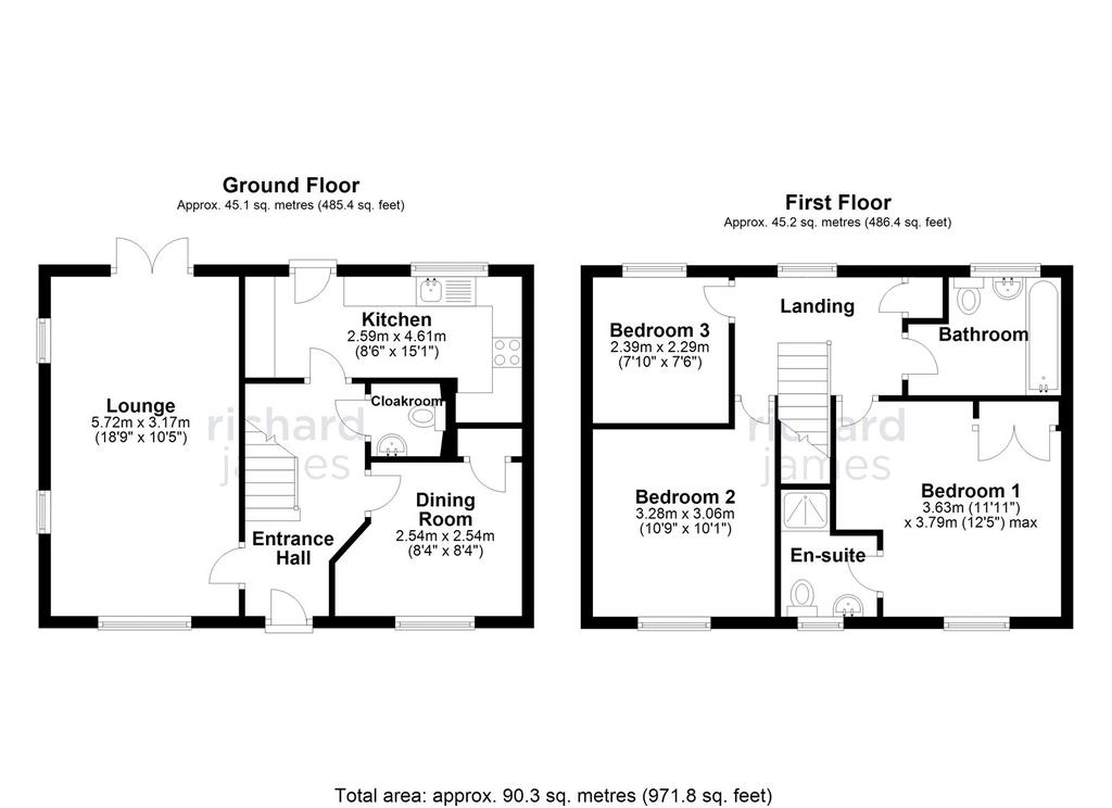 Floorplan: Picture No. 13