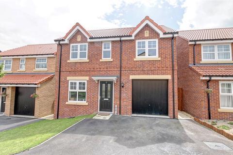 4 bedroom detached house - Hogarth Close, Ushaw Moor, Durham, DH7