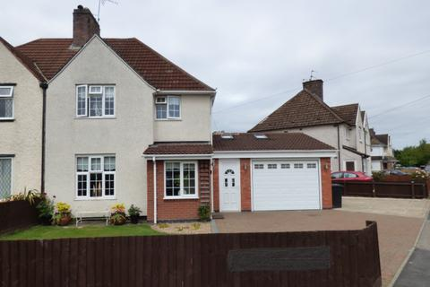 3 bedroom semi-detached house for sale - Camville Road, Leicester
