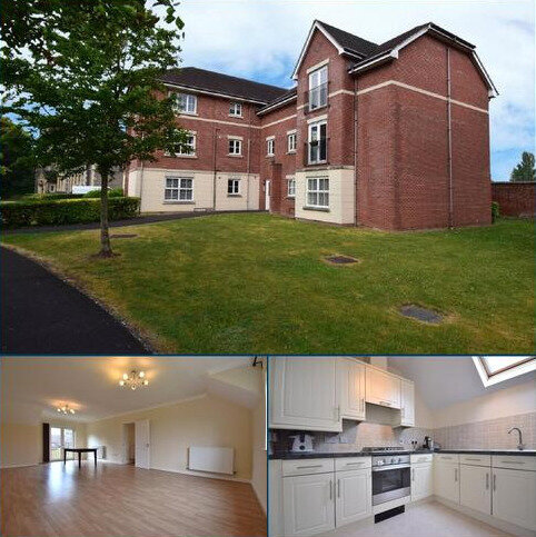 2 bedroom flat for sale - Bayley House, Sherborne Road, Basingstoke, RG21