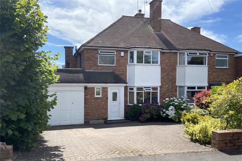 3 bedroom semi-detached house for sale - Manor Abbey Road, Halesowen, West Midlands, B62