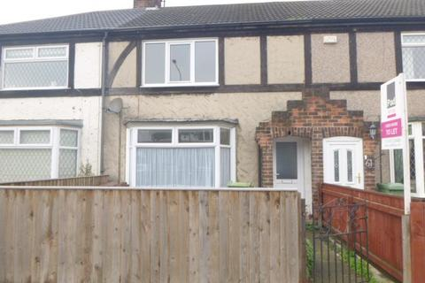 3 bedroom terraced house to rent - BOULEVARD AVENUE, GRIMSBY
