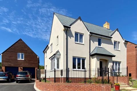3 bedroom detached house for sale - Woodberry Down Way, Lyme Regis