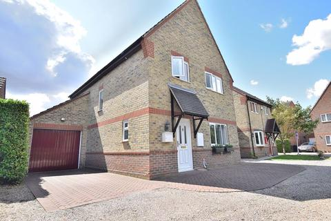 4 bedroom detached house for sale - Coalport Close, Church Langley