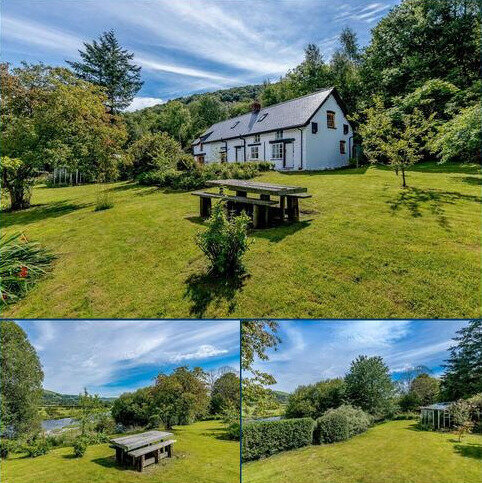 3 bedroom detached house for sale - Cemmaes Road, Machynlleth, Powys