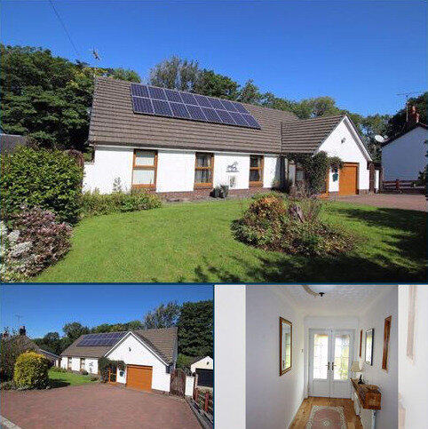 3 bedroom detached bungalow for sale - Llangynog, Carmarthen