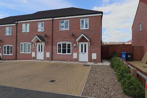 3 bedroom end of terrace house for sale - Hunton Road, Oulton