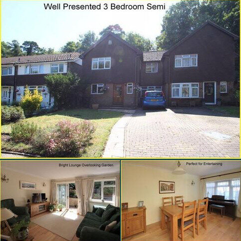 3 bedroom semi-detached house for sale - Sandrock Place, Upper Shirley