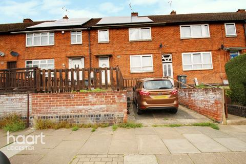 3 bedroom townhouse for sale - Pindar Road, Leicester