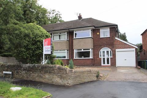 3 bedroom semi-detached house for sale - Bredbury Green, Romiley