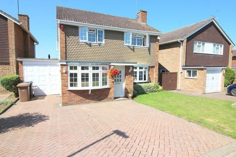 4 bedroom detached house for sale - Turnpike Drive, Luton, Bedfordshire, LU3 3RE