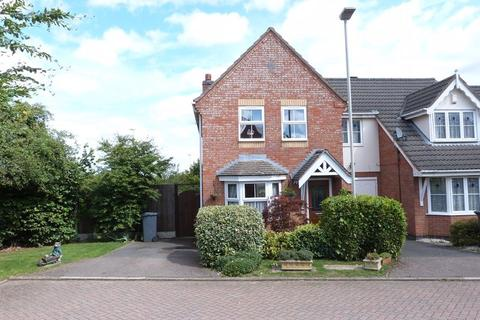 3 bedroom terraced house for sale - Samphire Close, Leicester