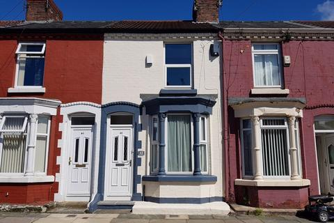 2 bedroom terraced house for sale - Strathcona Road, Wavertree