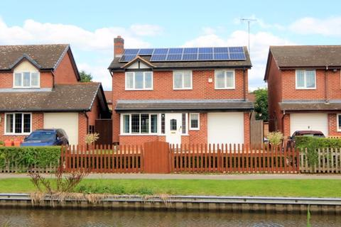 5 bedroom detached house for sale - Shardlow Close, Stone