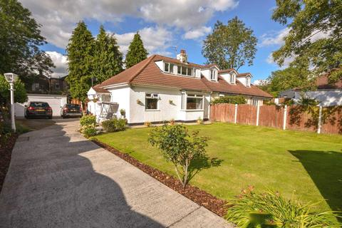 3 bedroom semi-detached bungalow for sale - HOLLY ROAD, High Lane