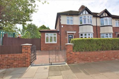 3 bedroom semi-detached house to rent - Broadway East, Gosforth