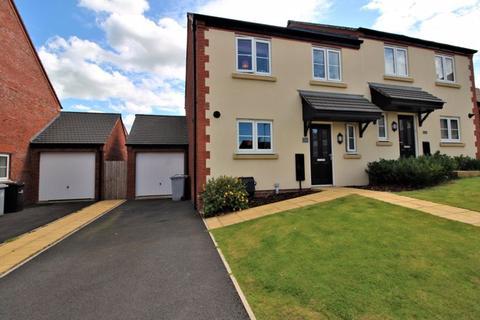 4 bedroom semi-detached house for sale - Loachbrook Farm Way, Congleton